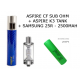 Aspire CF SUB OHM Mod Kit + ASPIRE K3 TANK + FREE SAMSUNG 25R
