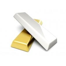 10ml - Gold & Silver (Hangsen)