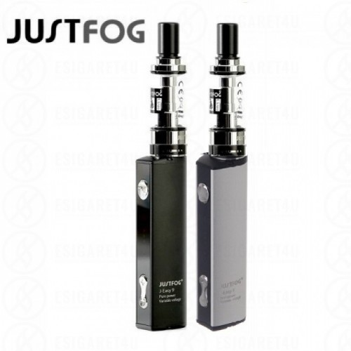 JUSTFOG Q16 STARTER KIT on easy tesla coil