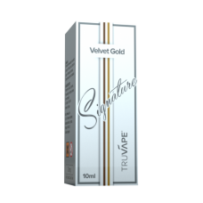10ml - Velvet Gold SIGNATURE (Truvape)