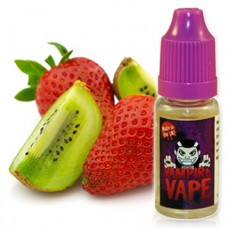 10ml - Strawberry Kiwi (Vampire Vape)