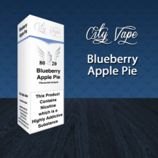 10ml - Blueberry Apple Pie (City Vape)