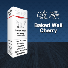 10ml - Baked Well Cherry (City Vape)