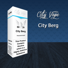 10ml - City Berg (City Vape)