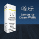 10ml - Lemon Ice Cream Waffle (City Vape)
