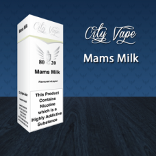 10ml - Mams Milk (City Vape)