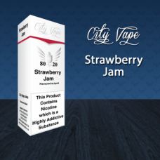 10ml - Strawberry Jam (City Vape)