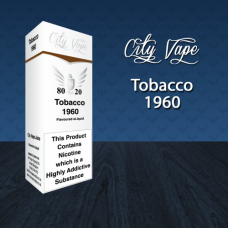 10ml - Tobacco 1960 (City Vape)
