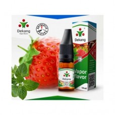 10ml - Strawberry (Vapor Dekang)