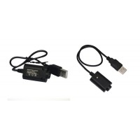 USB Plug Charging Cable 30cm Approx