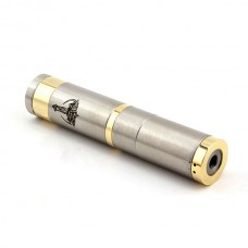 Nemesis Mechanical Mod Clone Stainless Steel & Brass