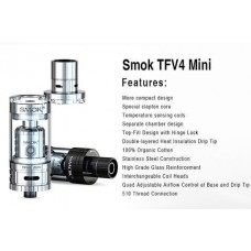 SMOK TFV4 MINI KIT SUB OHM TANK