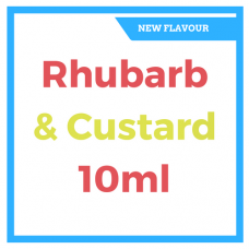 10ml - Rhubarb & Custard (Truvape)
