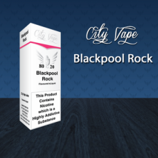 10ml - Blackpool Rock (City Vape)