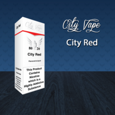 10ml - City Red (City Vape)