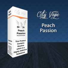 10ml - Peach Passion (City Vape)