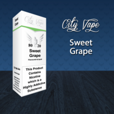 10ml - Sweet Grape (City Vape)