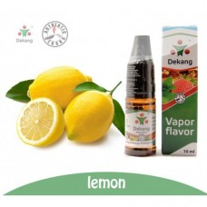 10ml - Lemon (Vapor Dekang)