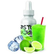 Psyco Juice - Crazy Ice Lime - 10ml